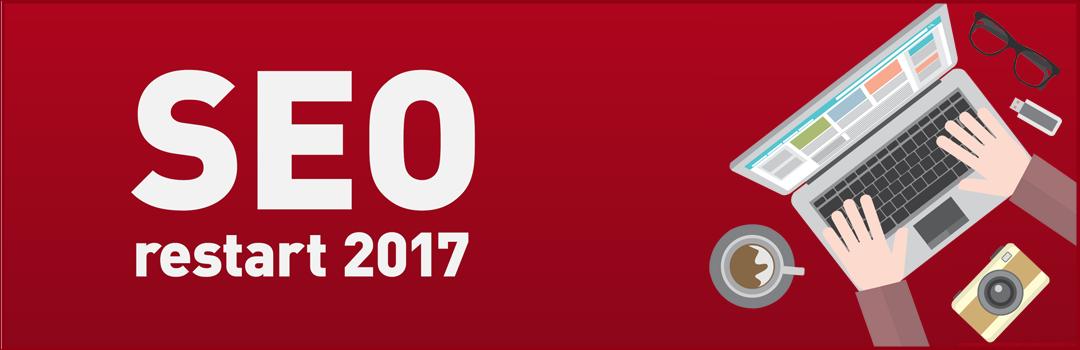 SEO restart 2017: súhrn, slidy, live záznam