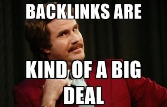 Backlinks are kind of a big deal