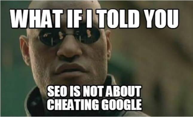 meme link building google